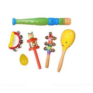 set instrumentos